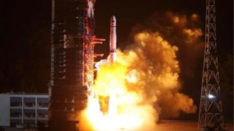 Queqiao launch