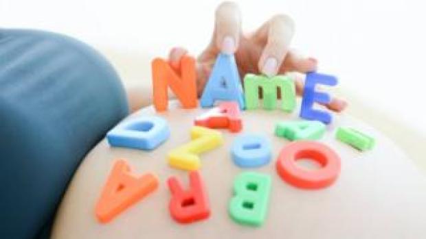 Baby names stock