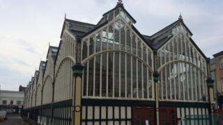 Stockport Market Hall