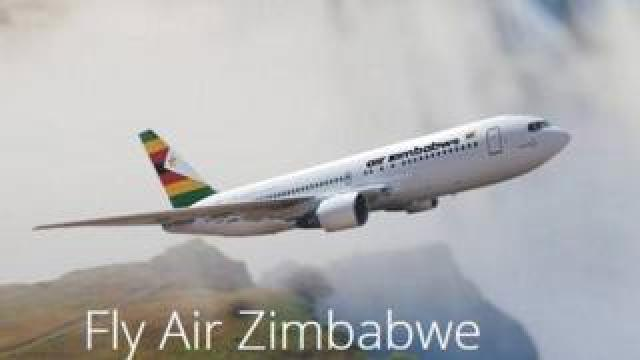 Air Zimbabwe advert