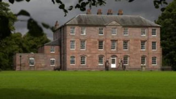 Mansion owned by James O'Toole's company