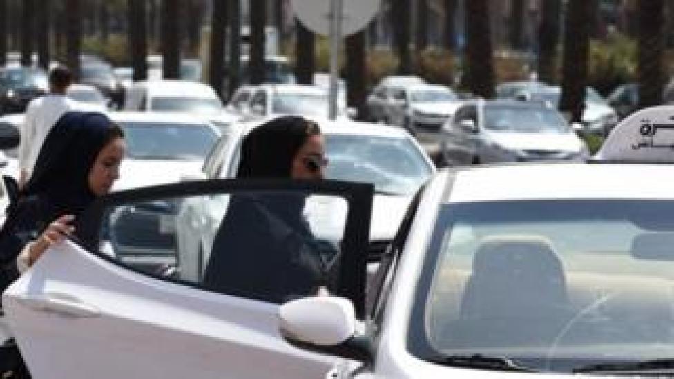 سعودی عرب، خواتین، ڈرائیور