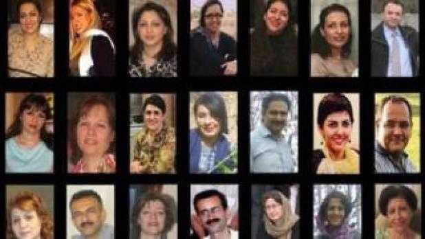 شماری از بهاییانی که در ماه ژوئیه در ایران محکوم شدند
