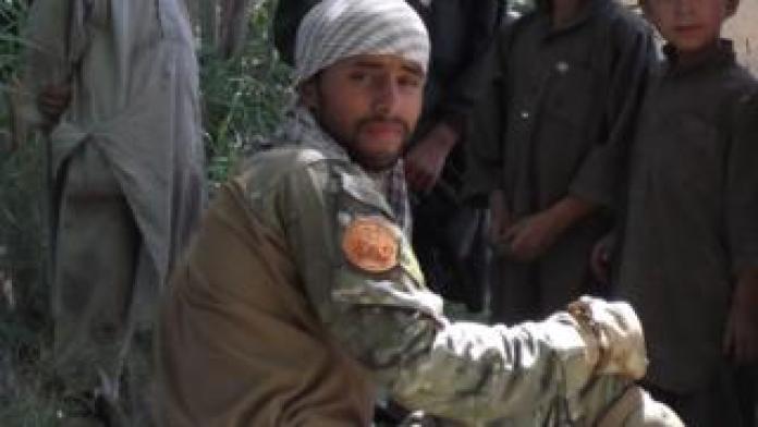 Interpreter Mohammed Hares