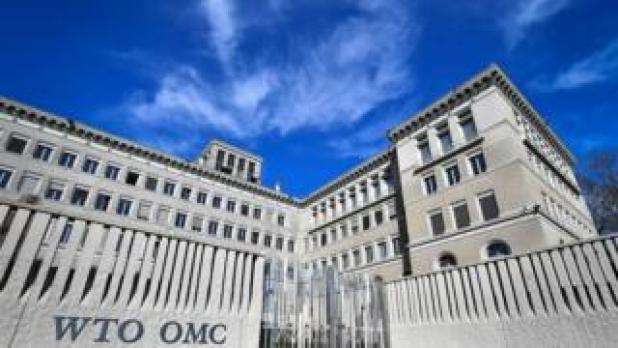 The World Trade Organization (WTO) headquarters, Geneva, Switzerland