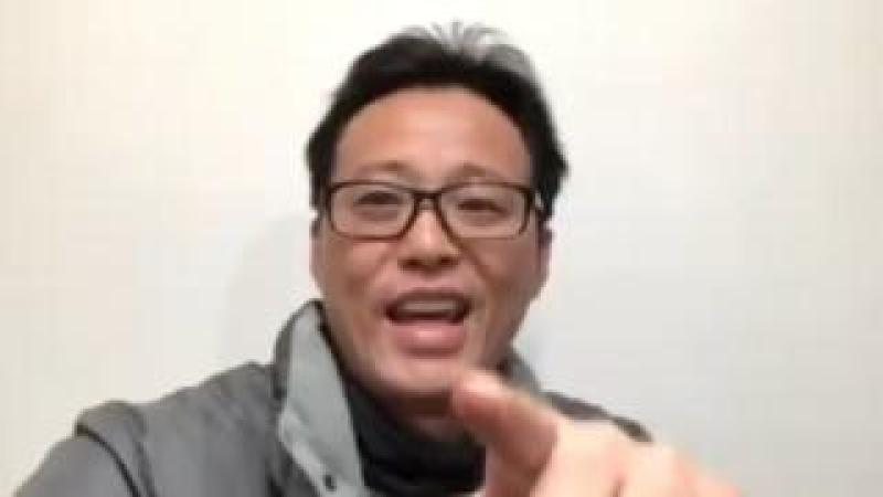 Hua Yong sends his young daughter a video greeting on her birthday