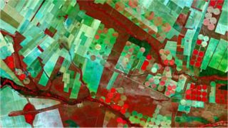 Brazilian fields: There is a growing market in imagery to assist farmers