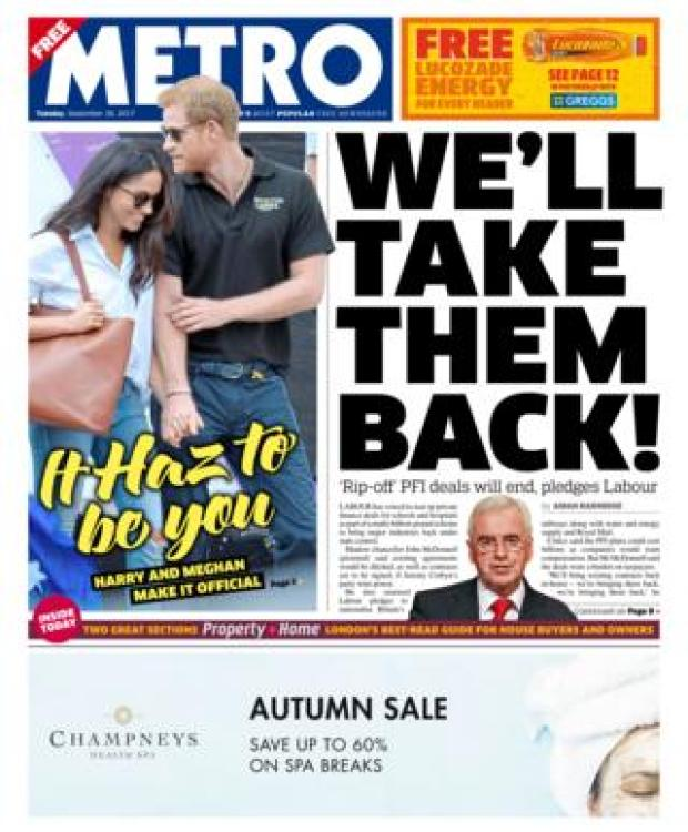 The i front - 26/9/17