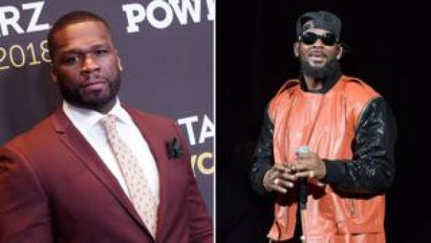 50 Cent and R. Kelly