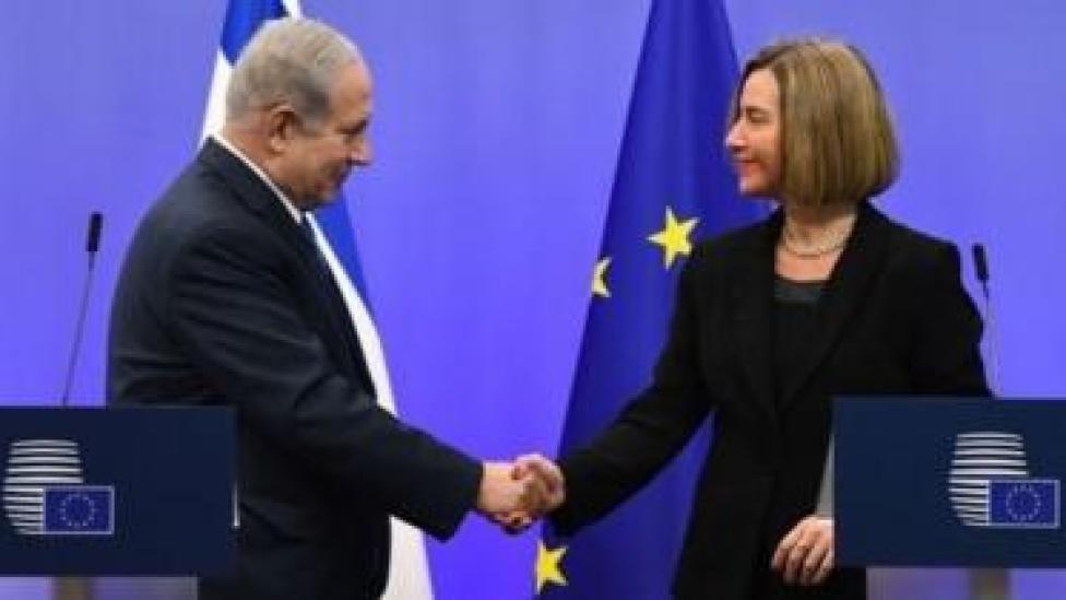 Midowga Yurub oo Netanyahu ka diiday dalabka Qudus