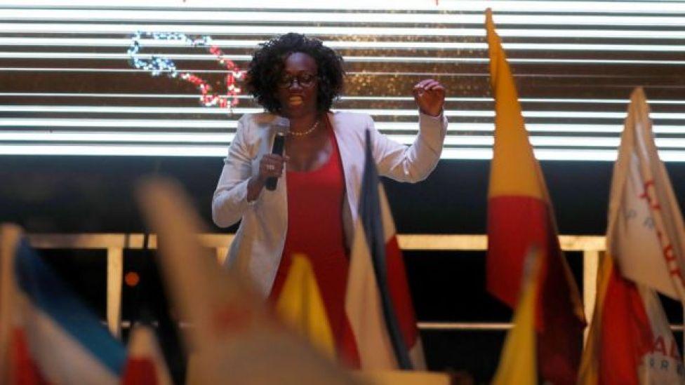 Vicepresidenta de Costa Rica