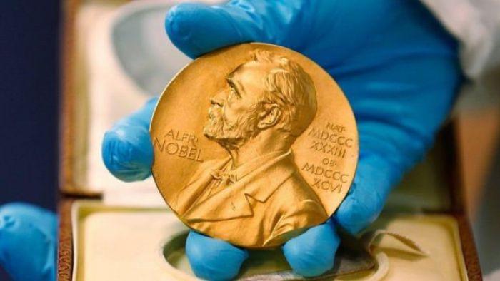 Medalla del premio Nobel de la Paz