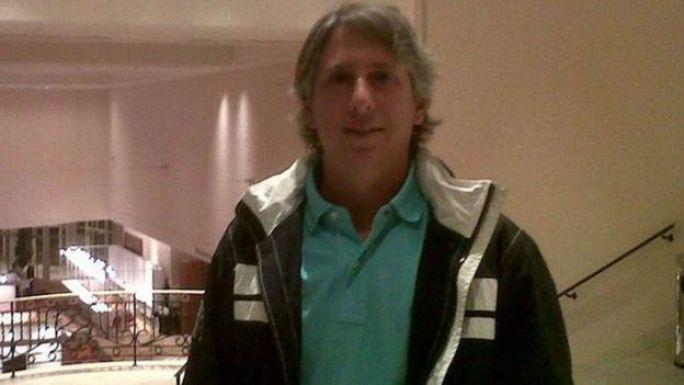 Alejandro Damián Pagnucco, el rosarino que perdió la vida, tras el ataque en Nueva York. (Foto cortesía de La Nación)