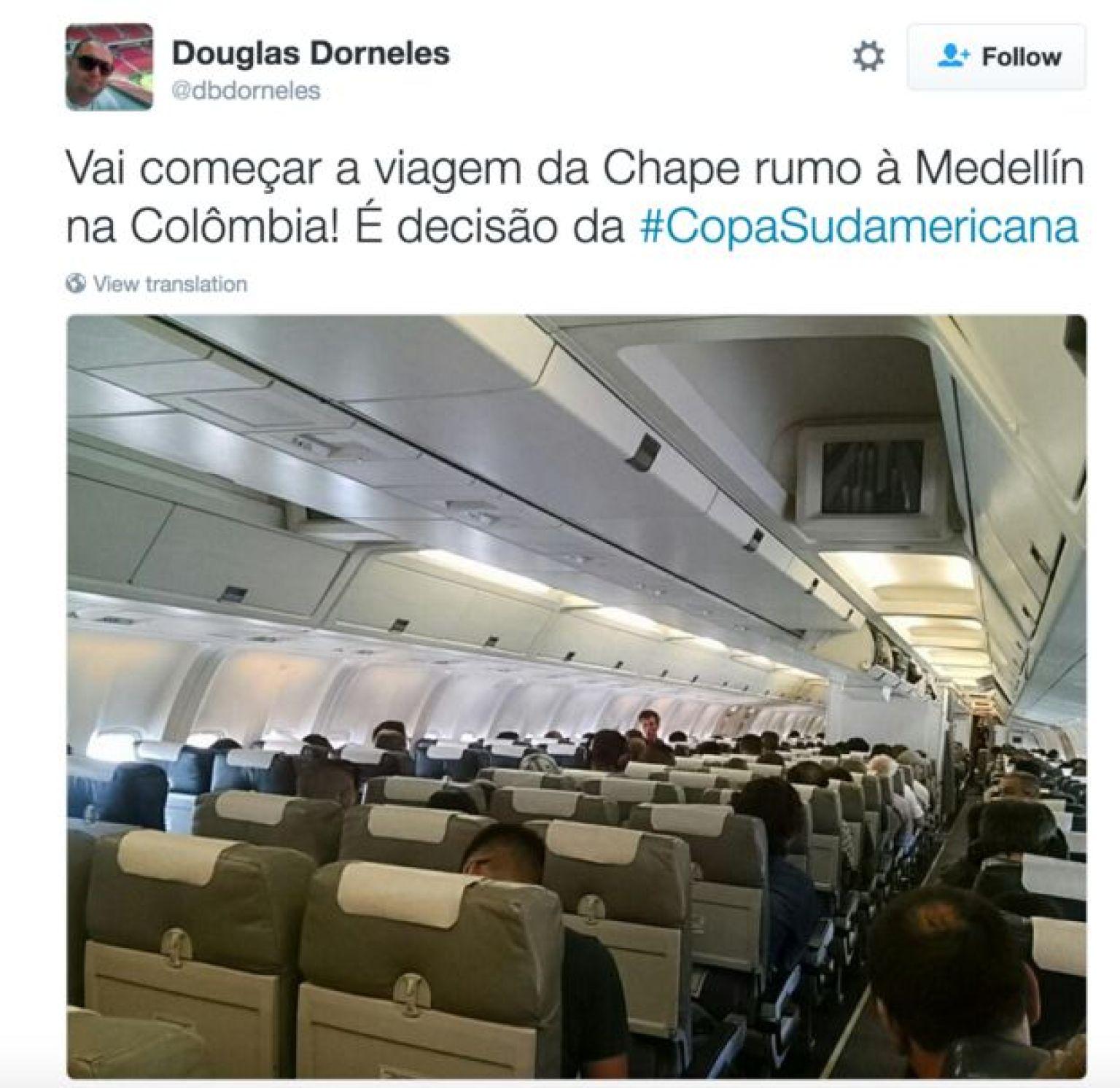 Twitter/Douglas Dorneles