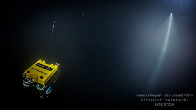 Sonda submarina