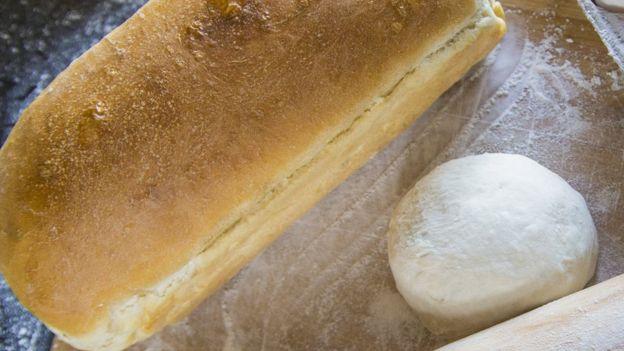 Pan y masa