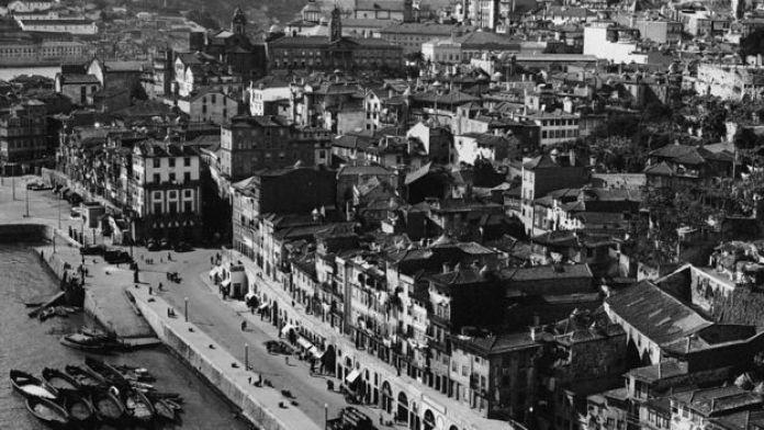 Imagem da cidade do Porto, em Portugal
