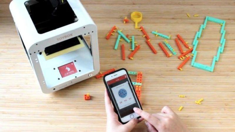 impresora 3D de ToyBox