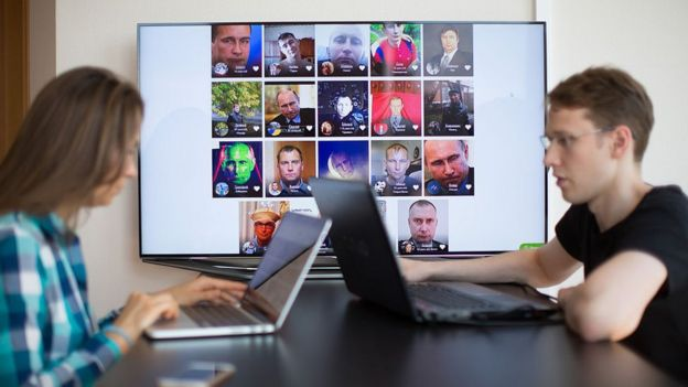 Con Findface uno puede conectar la foto de cualquier desconocido con su perfil en una de las mayores redes sociales.