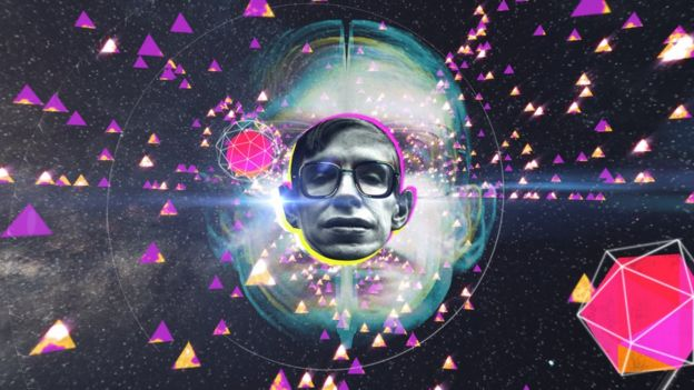 Promo image for 'Inside Stephen Hawking's head'