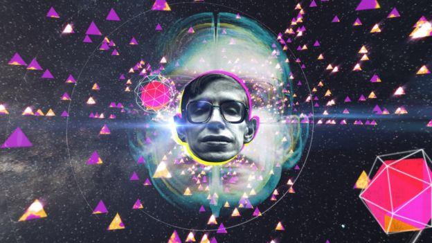 Promo image for 'Inside Stephen Hawking's head'