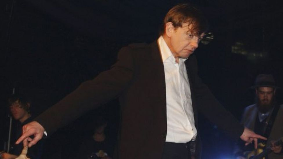 Mark E Smith in 2007
