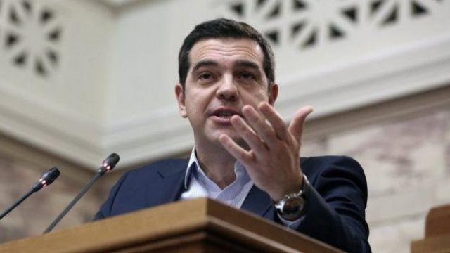 Greek Prime Minister Alexis Tsipras (23 November 2016)