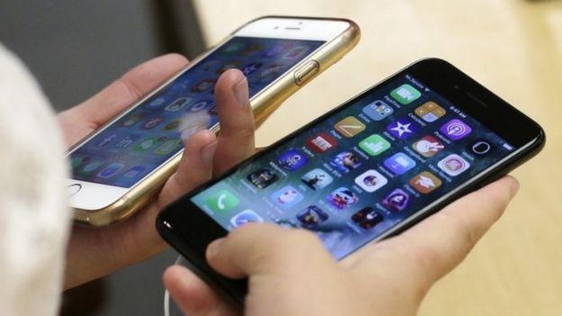 IPhone 6 y 7