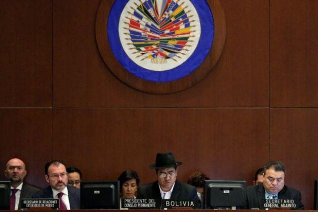 Miembros de la OEA