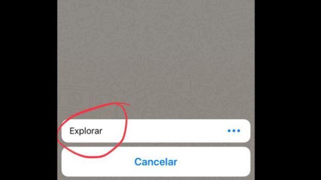 Explorar en Whatsapp