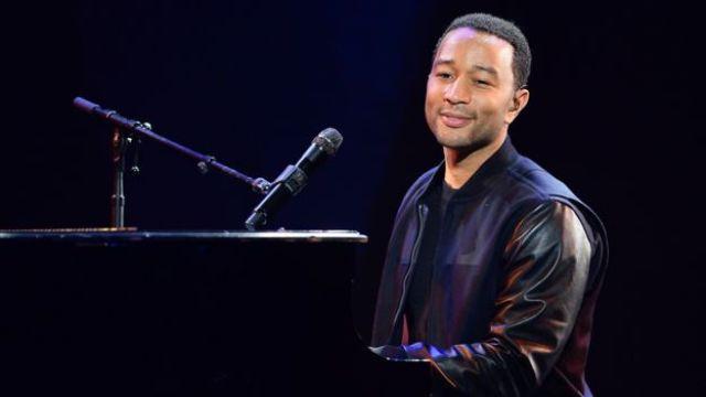 John Legend, artista estadounidense.