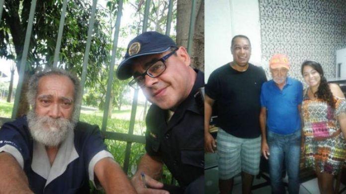 Paulo, ex-morador de rua voltou para o Rio Grande do Sul