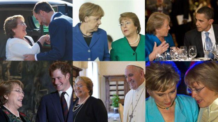 Bachelet y el mundo