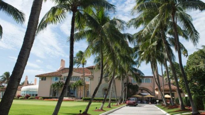 The Mar-a-Lago Club