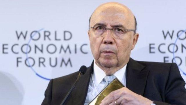 Henrique Meirelles no Fórum Econômico Mundial