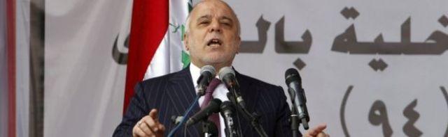 Prime Minister Haider al-Abadi, January 2016