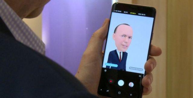 Ar Emoji del corresponsal de tecnología de la BBC Rory Cellan-Jones.
