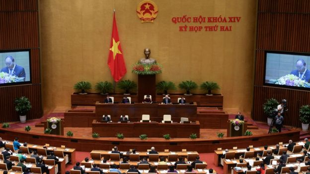 Vietnam national assembly