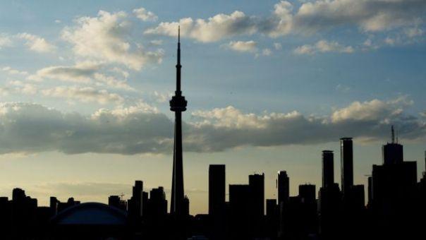 Edificios de Toronto.