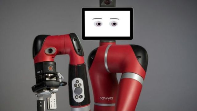 Sawyer robot