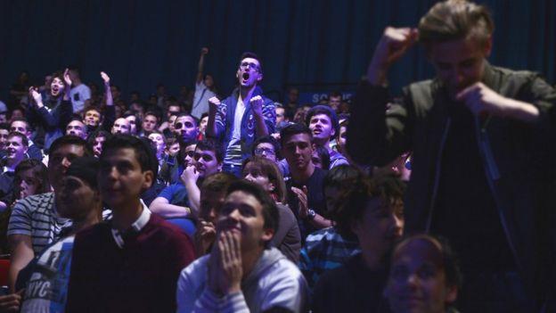 Sempre più fan si avvicinano al mondo degli eSports, foto: Gettyimages