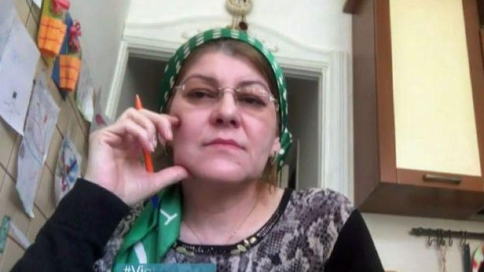 Kheda Saratova