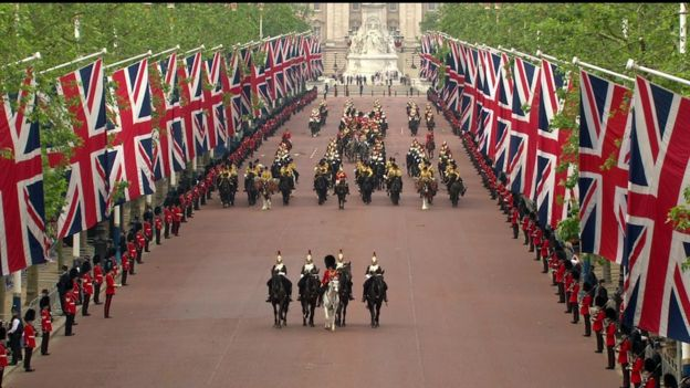 Trooping the Colour