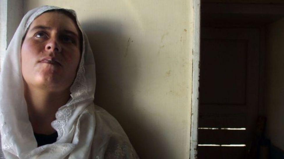 إمرأة مسلمة
