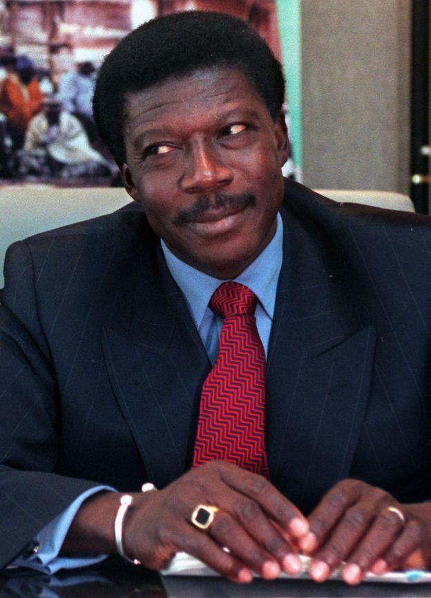 Foutanga Babani Sissoko