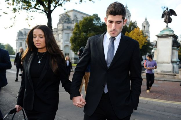 Image result for Ched Evans: Footballer found not guilty of hotel rape