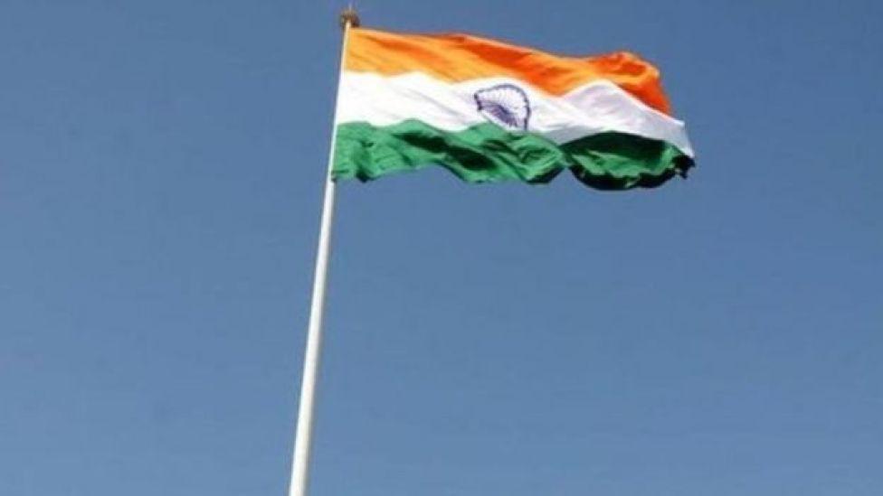 ভারত, পাকিস্তান, পতাকা