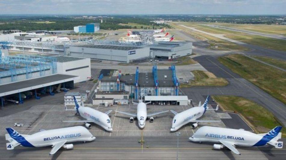 Aviones Beluga