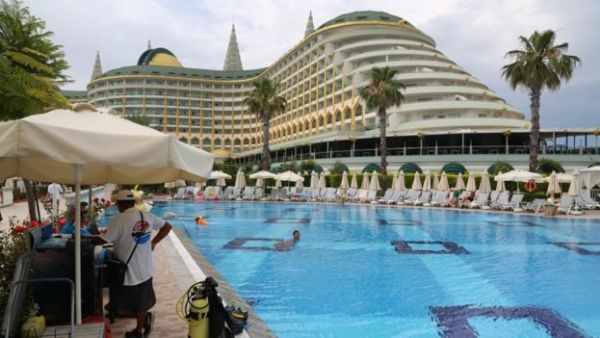 Pool at Delphin Imperial