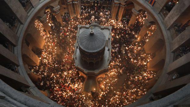 Kutsal Kabir Kilisesi'